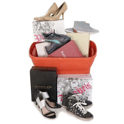 Women's Puma, Rebels, Diesel, Jessica Simpson, Nine West, and More Shoes