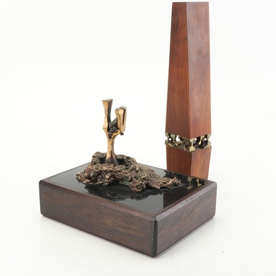 William S. Holman and Other Mid-Century Modern Sculpture