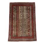 Hand-Knotted Pakistani Persian Tabriz Rug
