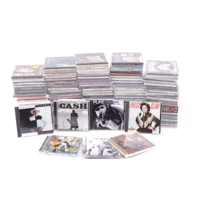 Country Music CD Collection