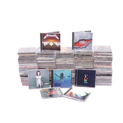 Alternative Music CD Collection
