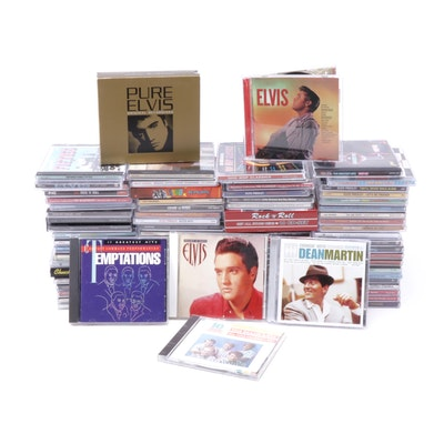 50s and 60s Era Rock and Roll CDs