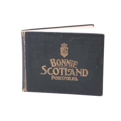 Bonnie Scotland Portfolio of Scottish Scenery, Hardcover