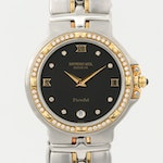Raymond Weil Parsifal 18K Yellow Gold and Stainless Steel Diamond Wristwatch