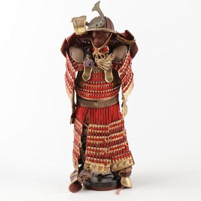 Japanese Samurai Doll Armor, Late 19th / Early 20th Century