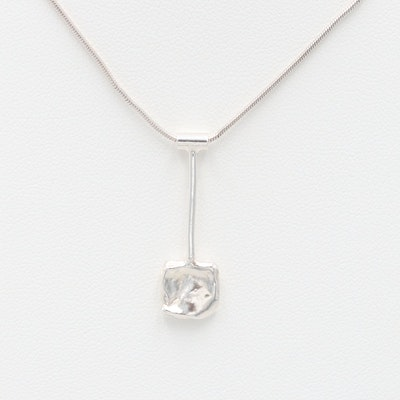 Silpada Sterling Silver Pendant Necklace