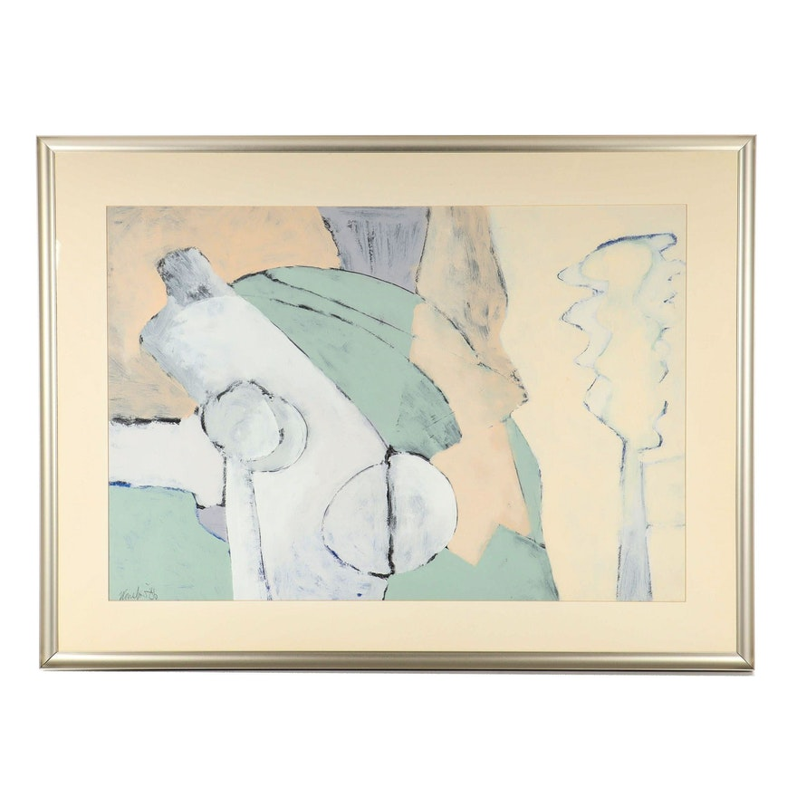 Robert Winslow Oil Painting