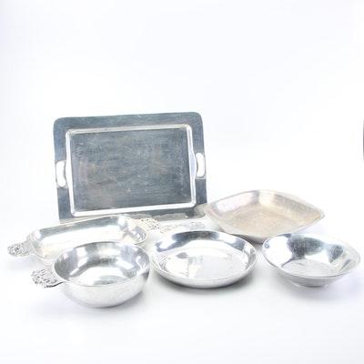 Nambé and Other Metal Alloy Serveware