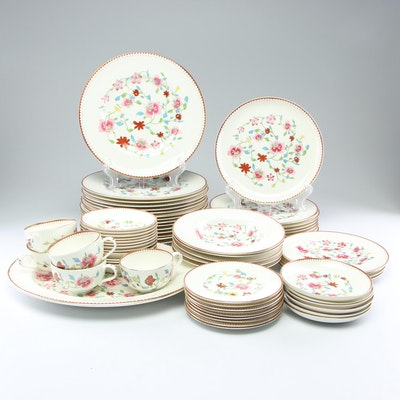 "Royal Worcester ""Astley"" Bone China Dinnerware"
