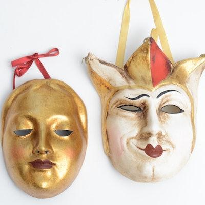 Bottega dei Mascareri Papier-Mâché Masks