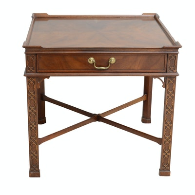 Baker Furniture Accent Table, Contemporary