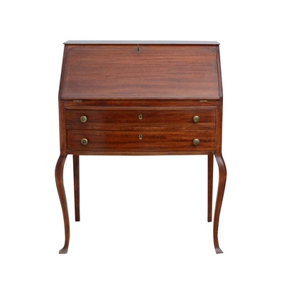 Paine Furniture Company Writing Desk, Mid-20th Century