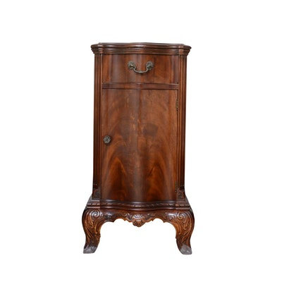 Cherry Side Cabinet, Early 20th Century