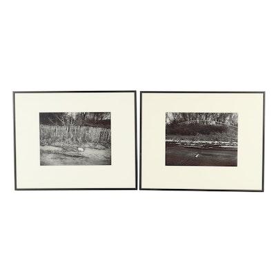 Late 20th Century Landscape Photographs