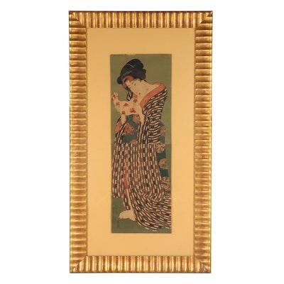 Utagawa Kunisada Woodblock