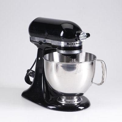 KitchenAid Artisan Stand Mixer and Food Grinder Attachment