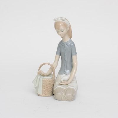 Lladró Porcelain Figurine