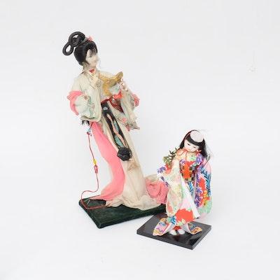 Japanese Decorative Dolls