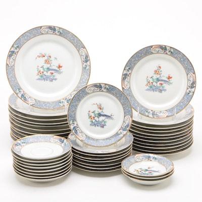 "Theodore Haviland  ""Rajah"" China Dinnerware, Vintage"