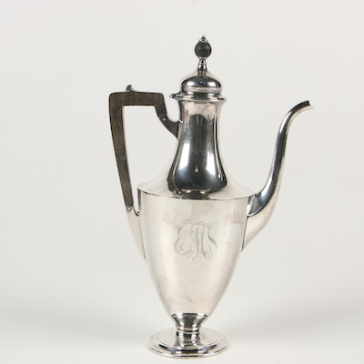 Gorham Silver Plate Coffee Pot