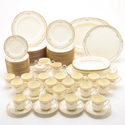 "Noritake ""Barrymore"" China Dinnerware Set, 1985 - 2006"