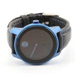 Movado BOLD Aluminum Wristwatch