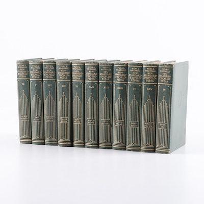 "Funk & Wagnalls ""New Standard Encyclopedia of Universal Knowledge"", 1930s"