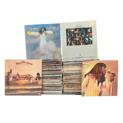 Assorted Soul and Rhythm & Blues Records, 1950s-1970s