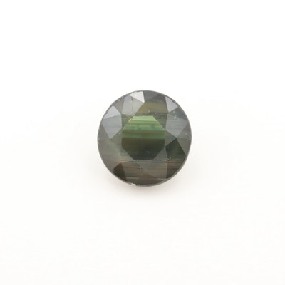 Loose 1.97 CT Sapphire Gemstone