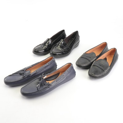 Women's Patrizio Dolci for Mauro Volponi and Stonefly Loafers and Moccasins