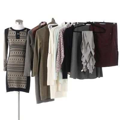 Sonia Rykiel, Tahari, Talbots, Ralph Lauren, and More Dresses and Separates