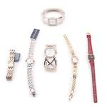 Fashion Watches Featuring Anne Klein II, Seiko, and Armitron