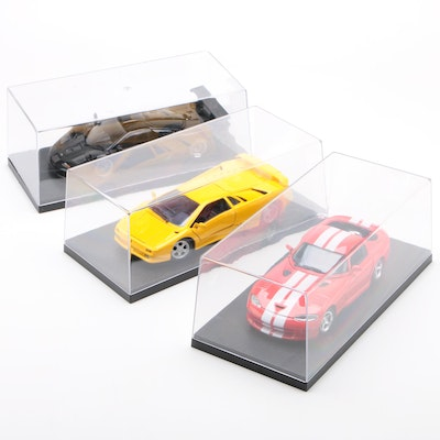 Diecast Cars including UT Models McLaren F1 GTR