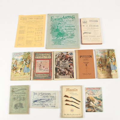 J. Stevens Arms & Tool Co. Catalogs and Other Catalogs