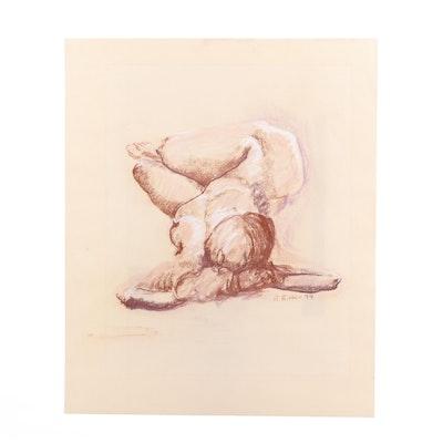 Renee Gaylinn Ritter Figural Drawing