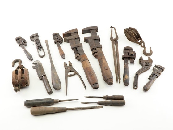 Tools, Books, Collectibles and More
