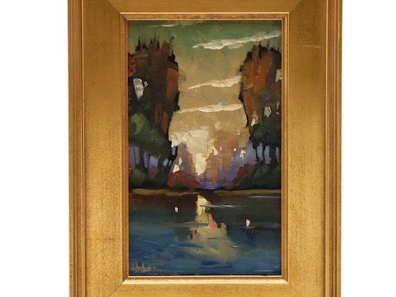 Portrait, Still Life, & Landscape Paintings