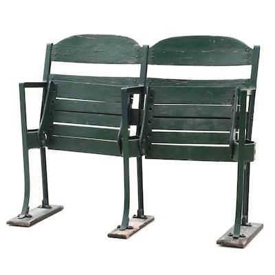 Detroit Tigers Briggs Stadium Seats
