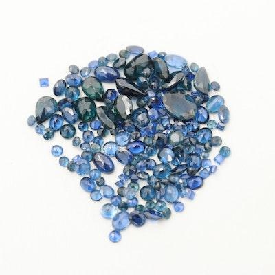 Loose 20.20 CTW Sapphire Gemstones