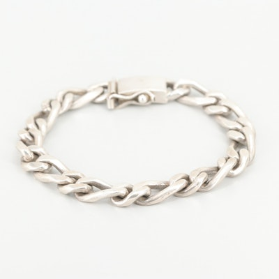 Mexican Sterling Silver Bracelet