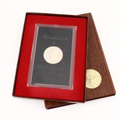 1971-S Eisenhower Proof Silver Dollar