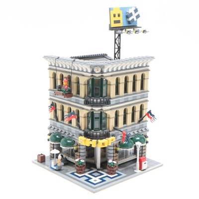 LEGO Grand Emporium Number 10211 with Instructions, Circa 2010