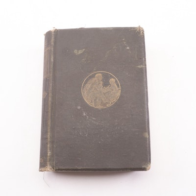 "1882 ""Uncle Tom's Cabin"" by Harriet Beecher Stowe"