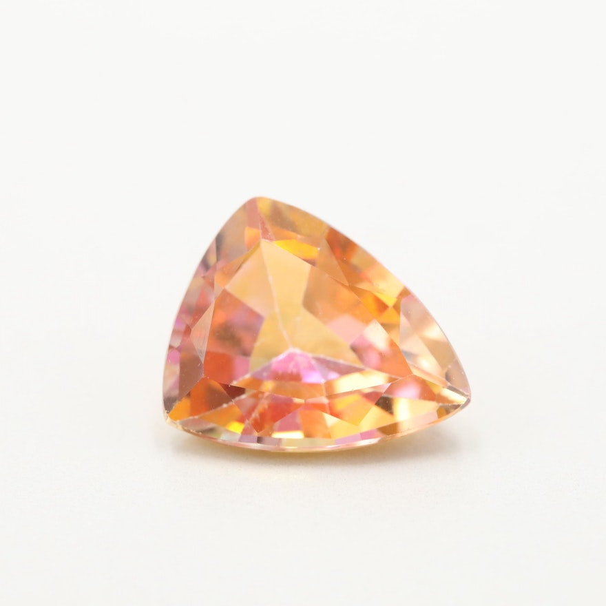 Loose 4.83 CT Topaz Gemstone