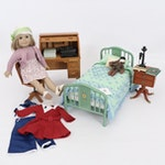 "American Girl ""Kit Kittredge"" Doll with Clothing and Accessories"