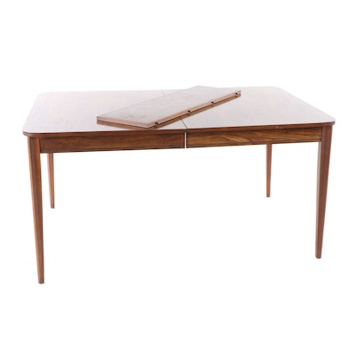 Modern Style Laminate Wood Dining Table, 1970s-1980s