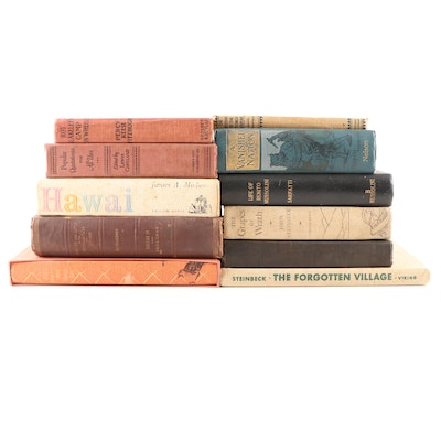 """""""The Grapes of Wrath"""" and Other Vintage Books"""