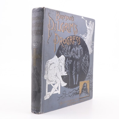 "1890 ""Pilgrim's Progress"" by John Bunyan"