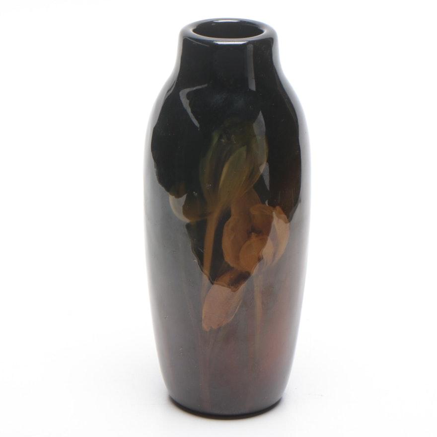 Carrie Steinle Rookwood Pottery Bud Vase, 1908