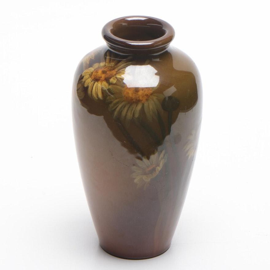Carrie Steinle Rookwood Pottery Bud Vase, 1903